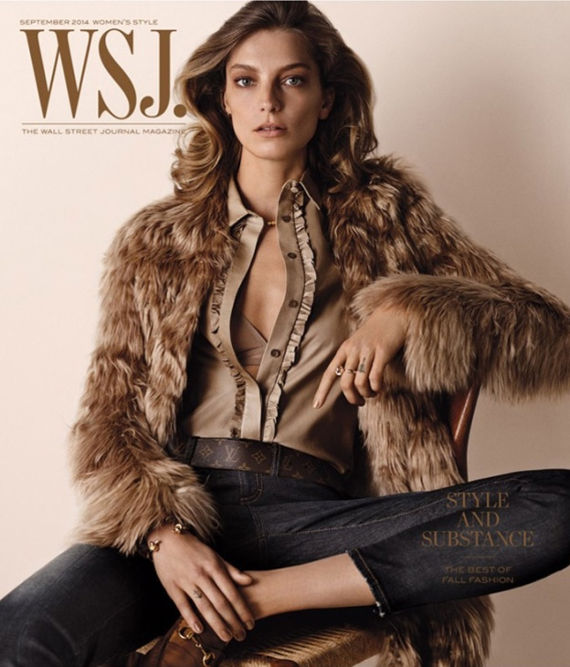 Daria-Werbowy-WSJ-Magazine-September-2014-Cover